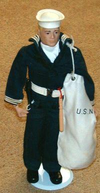 35th Action Sailor GI JOE Action Figures 1//6 Scale M1 Garand Rifle